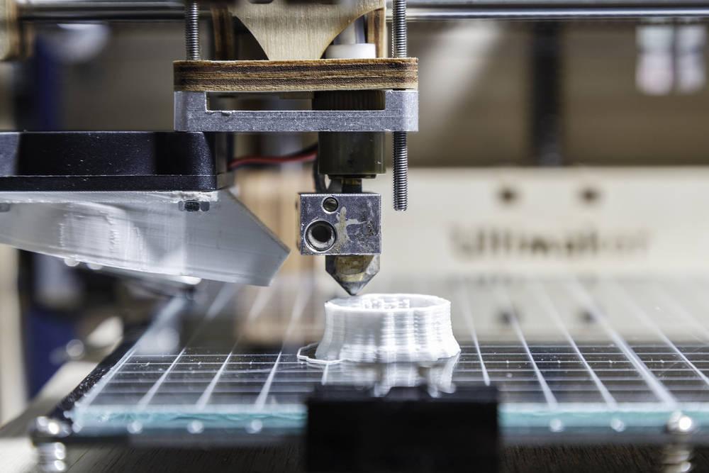 Impresoras 3D, la revolución