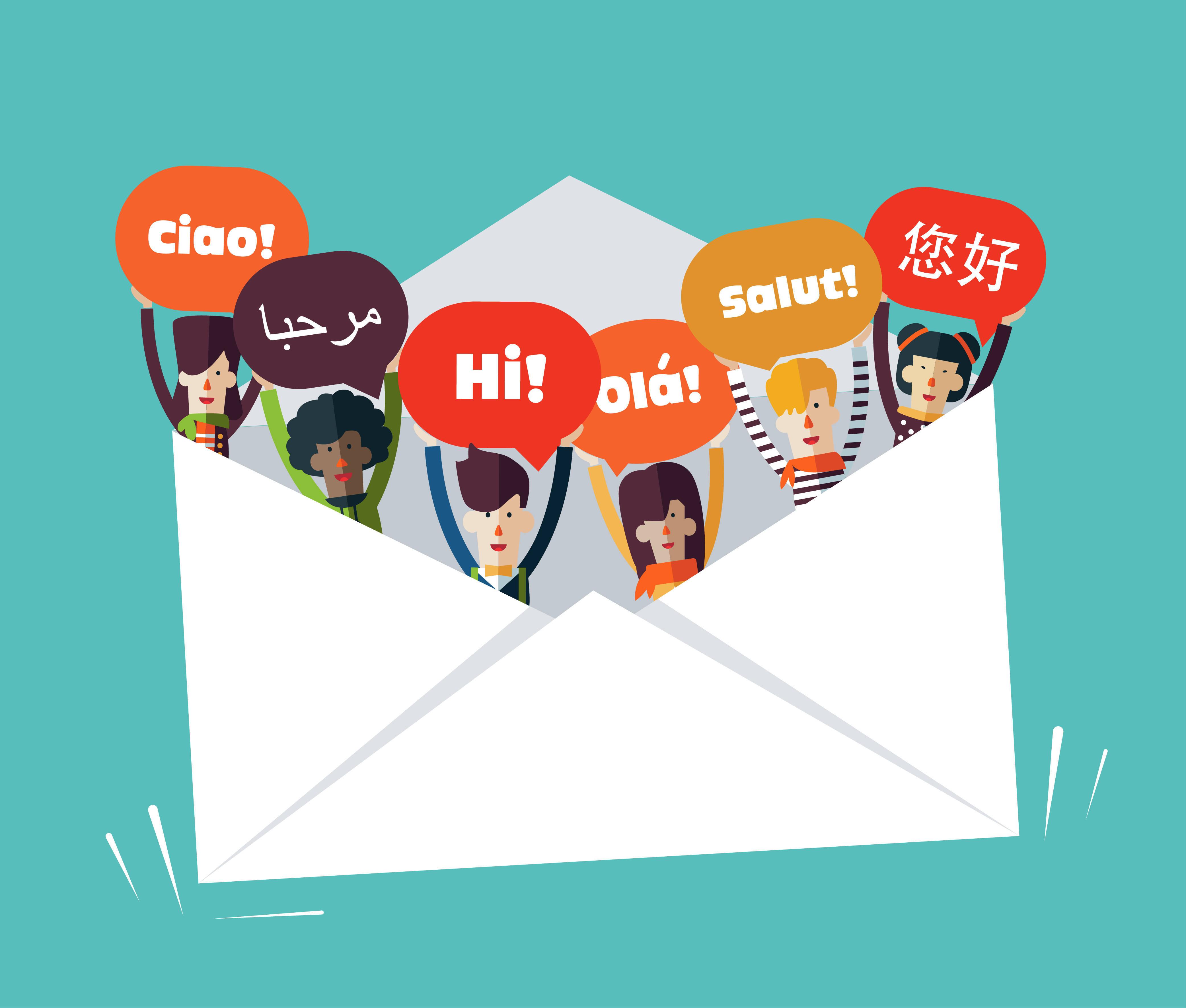 Traduce tu página web a varios idiomas y aumenta el número de visitas
