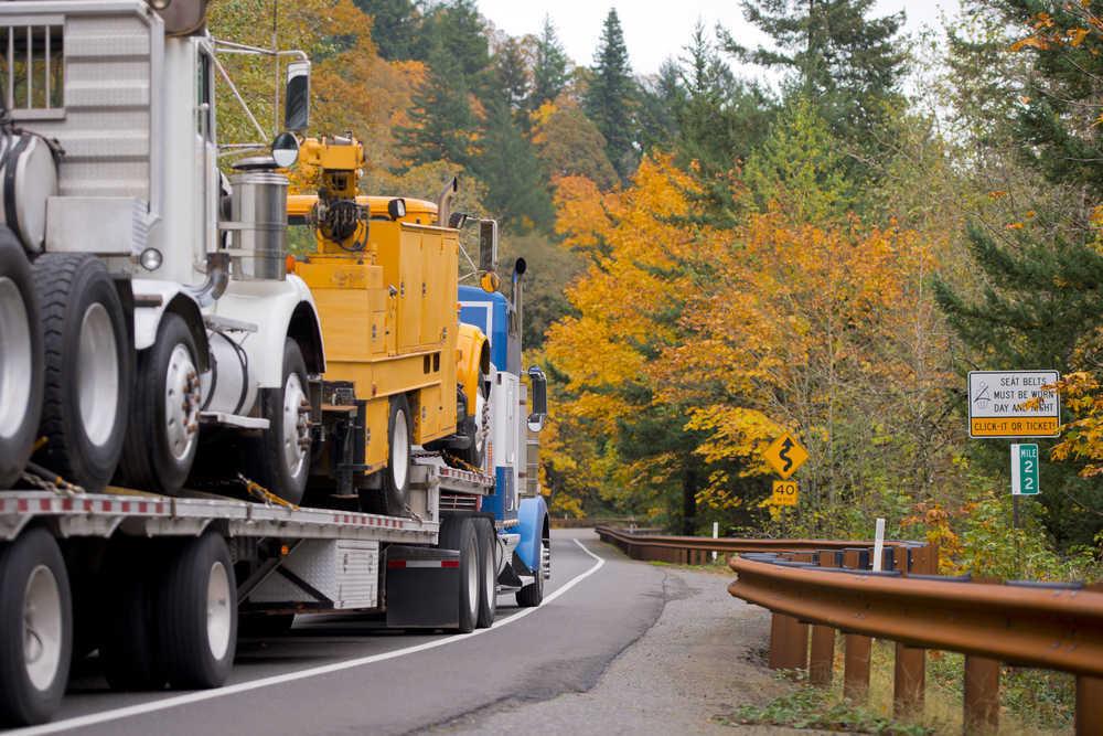 El transporte de un vehículo es más eficiente si lo solicitamos a través de Internet