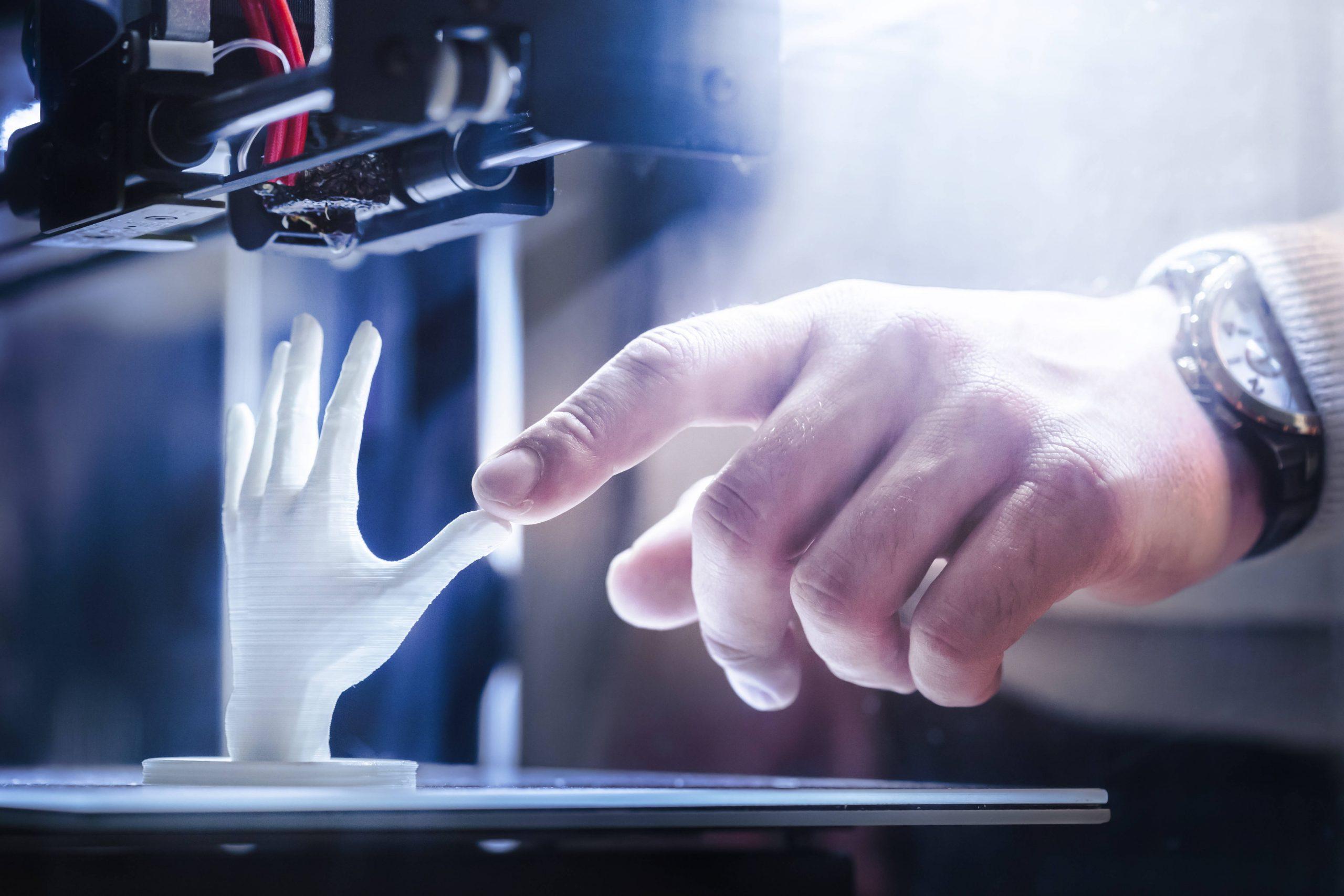 Esto es lo que puedes hacer con una impresora 3D
